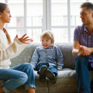 Child Custody and parent time
