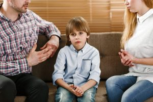 child-centered divorce