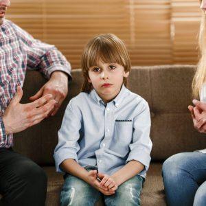 child-centered divorce